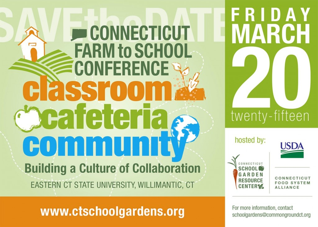Connecticut Farm-to-School Conference | Common Ground