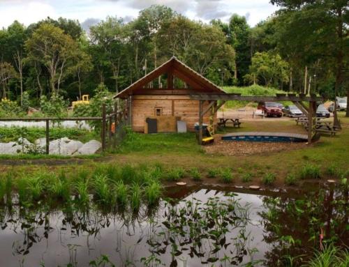 Common Ground Dedicates New Wetland to Javier Martinez
