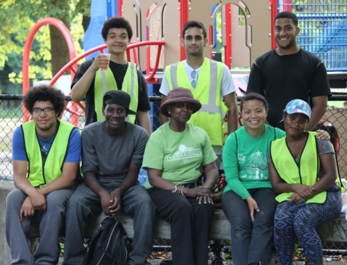 67 Summer Jobs Build Greener, Healthier City Students Help Neighbors Improve 23 Greenspaces