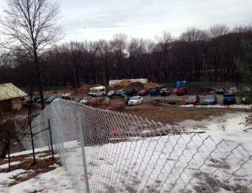 Construction update – March 27, 2015