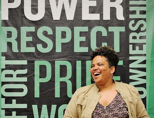 Akiima Price, Environmental Leader in Residence, Builds Bridges