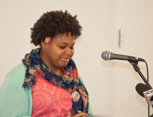 "Nyasia Mercer '16: ""So Much More Than A Bridge"""