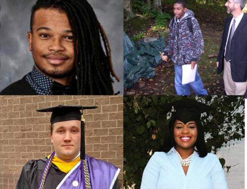 Persistence: Alumni Describe Their Journeys Through College