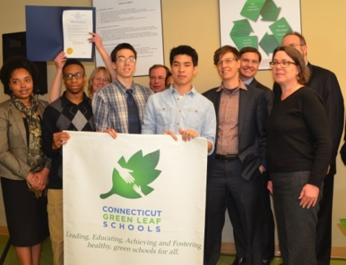 Green Schools National Network: Connecticut Green LEAF Schools Inspires with its ED-GRS Success