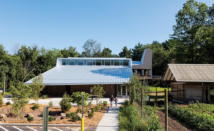 Common Ground – High School, Urban Farm, and Environmental