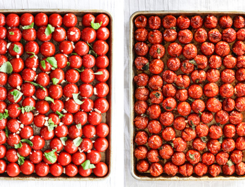 Seasonal Recipe: Roasted Garden Tomato Sauce