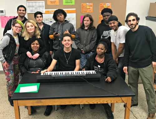 The First Music Class: Students Reflect on their First Semester of Music