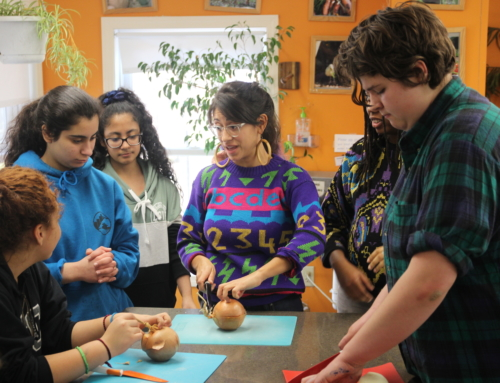 Food & Liberation: Reflections from Gabriela Alvarez, Environmental Leader in Residence