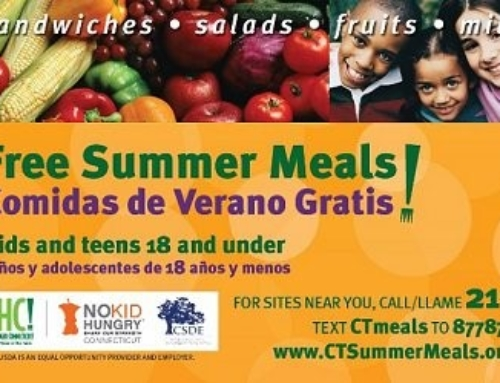 Free Summer Meals! Comidas De Verano Gratis!