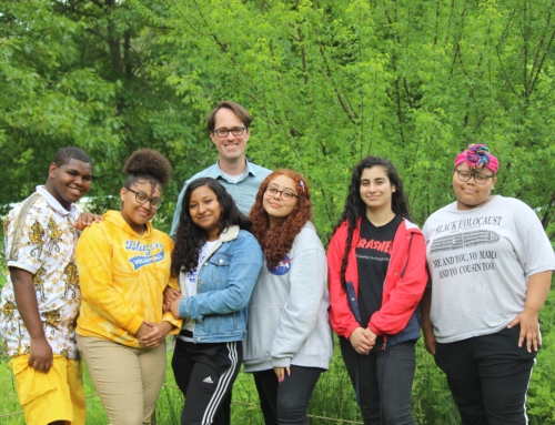 Young People Write: What's It Like To Be A Common Ground Student?
