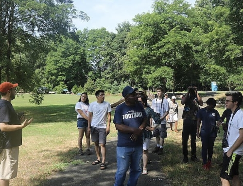 New Haven Independent: Volunteers Bring Out The Best In Cherry Ann Park