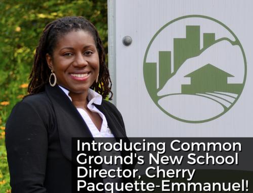 Introducing School Director, Cherry Pacquette-Emmanuel!