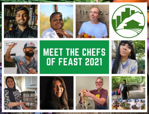 Meet the Chefs of Feast 2021!