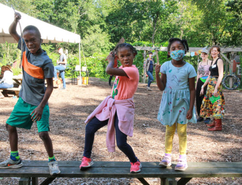 Common Ground is Seeking a P/T Forest School Teacher in the NatureYear Program